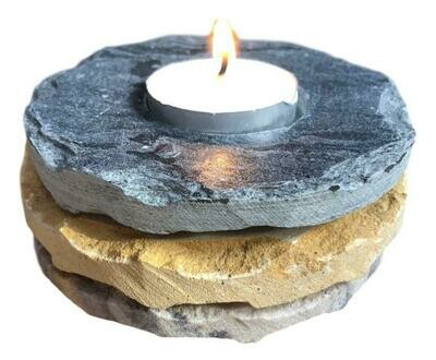 Layers of Light Tealight Holder