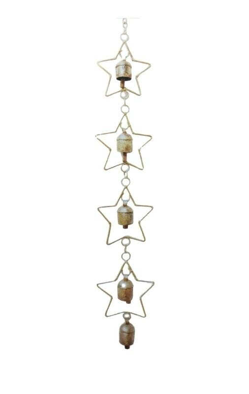 Four Stars Nana Bell Wind Chime 25