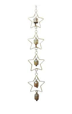 Four Stars Nana Bell Wind Chime 25