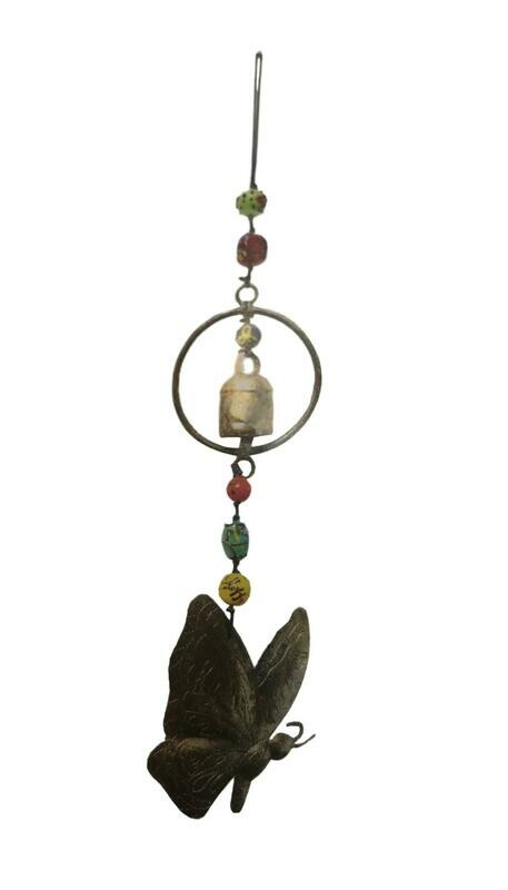 Butterfly Dream Nana Bell Wind Chimes 21