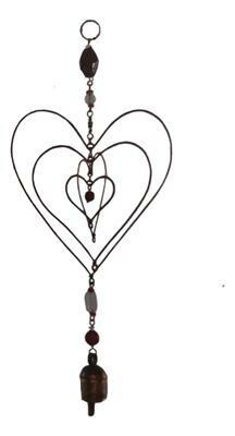 Dilwala Hearts Nana Bell Wind Chimes 25