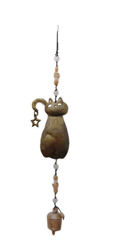 A Starry Cat Tale Nana Bell Wind Chimes 21