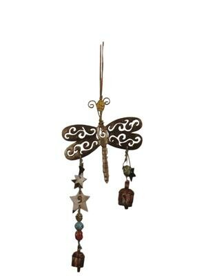 Starry Dragonfly Nana bell Wind Chimes 19