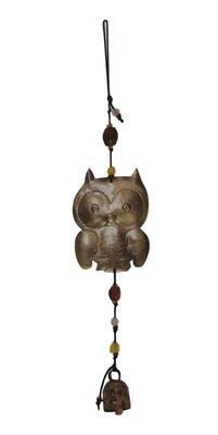 Little Owl Nana Bell Wind Chimes 19