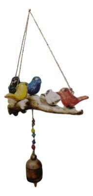 Chatting Birds Nana Bell Wind Chimes 21