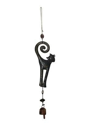The Pretty Cat Nana Bell Copper Wind Chime 23