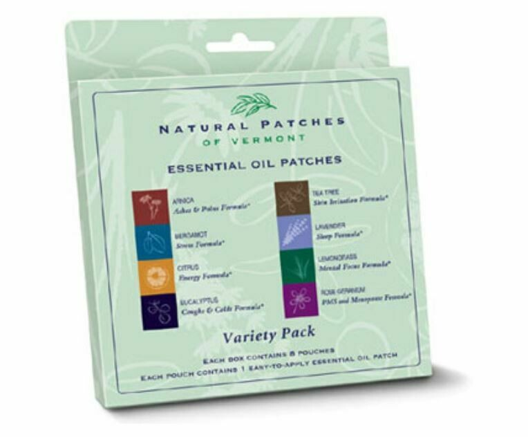 Natural Patches of Vermont Variety Pack