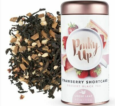 Strawberry Shortcake Loose Leaf Tea