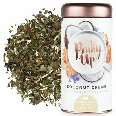 Coconut Creme Loose Leaf Tea