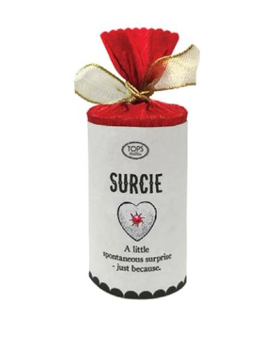 Surcie Surprise Party Favor