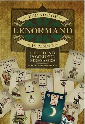 The Art of Lenormand Reading Book
