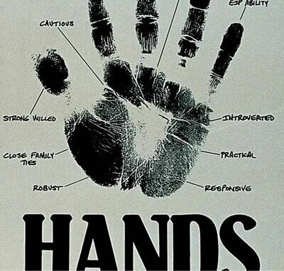 Hands Books - A Complete Guide to Palmistry
