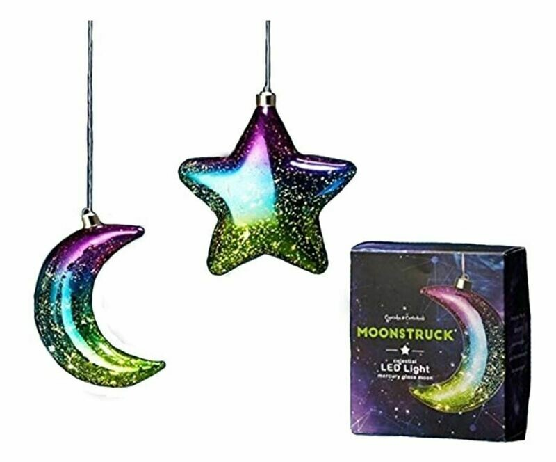 Starbright Celestial led Light Up Star or Moon