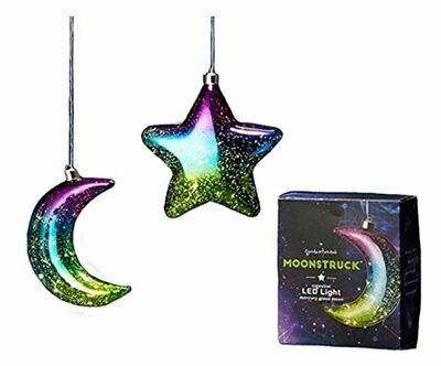 Starbright Celestial led Light Up Star or Moon