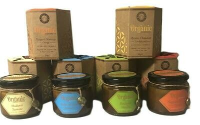 Organic Goodness Soy Wax Candles
