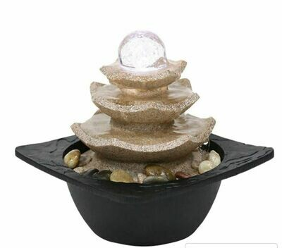 Zen Pagoda Water Fountain