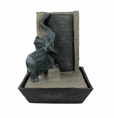 Tantric Elephant Indoor Water Fountain