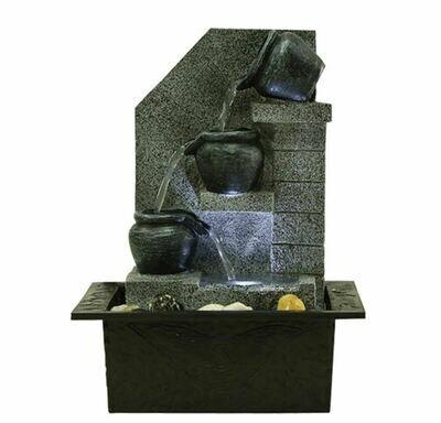 Water Buckets Indoor Water Fountain