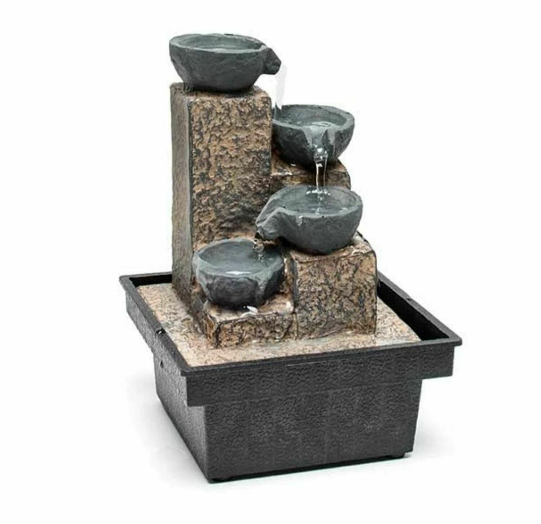 Mini Baskets Indoor Water Fountain