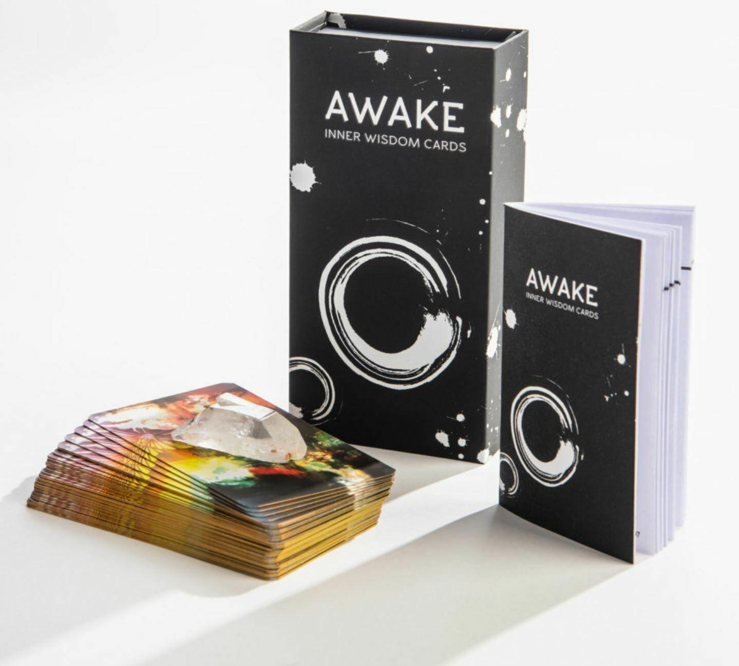 Awake Inner Wisdom Card Deck