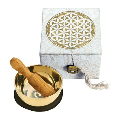 Flower of Life Meditation Singing Bowl