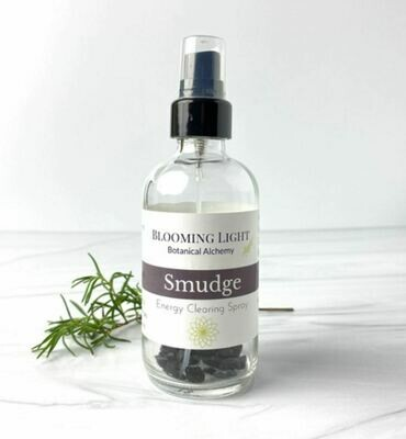 Energy Clearing Smudge Spray