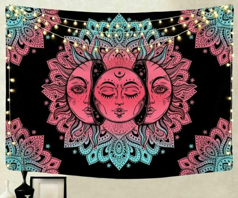 The Sun Mandala Tapestry 79