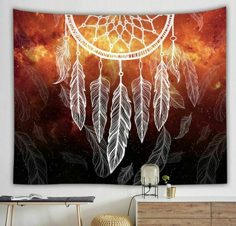 Dreamcatcher Tapestry Wall Hanging 59