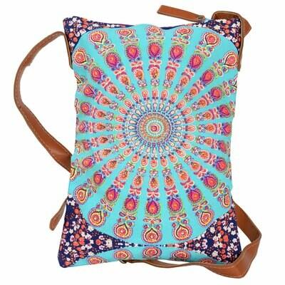 Mandala Crossbody Handbag