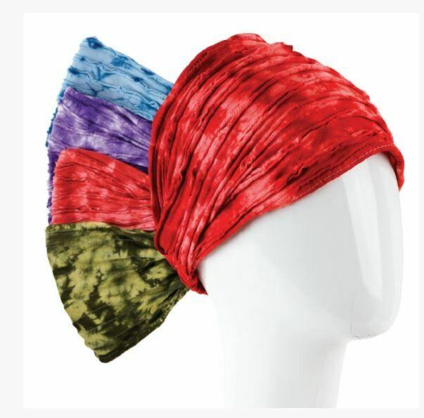 Nepali Tie Dye Headbands