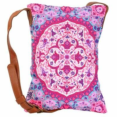 Kaleidoscope Crossbody Handbag