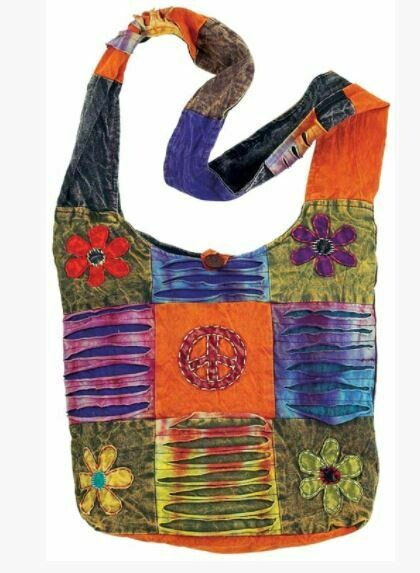 Peace Monk Bag