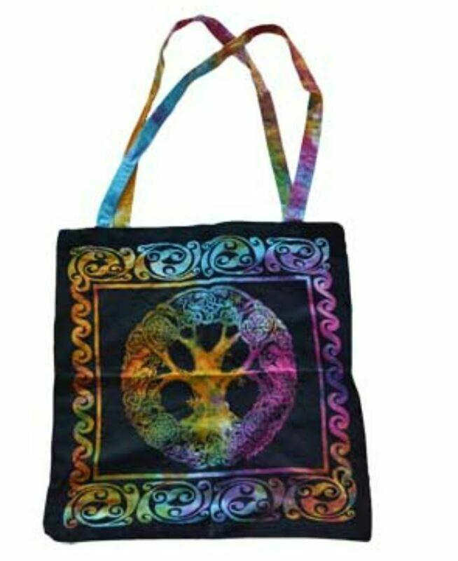 Mandala Tree Tote Bag