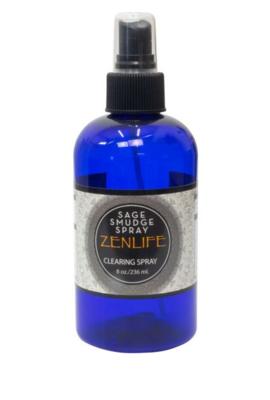 Zen Life Sage Smudge Spray