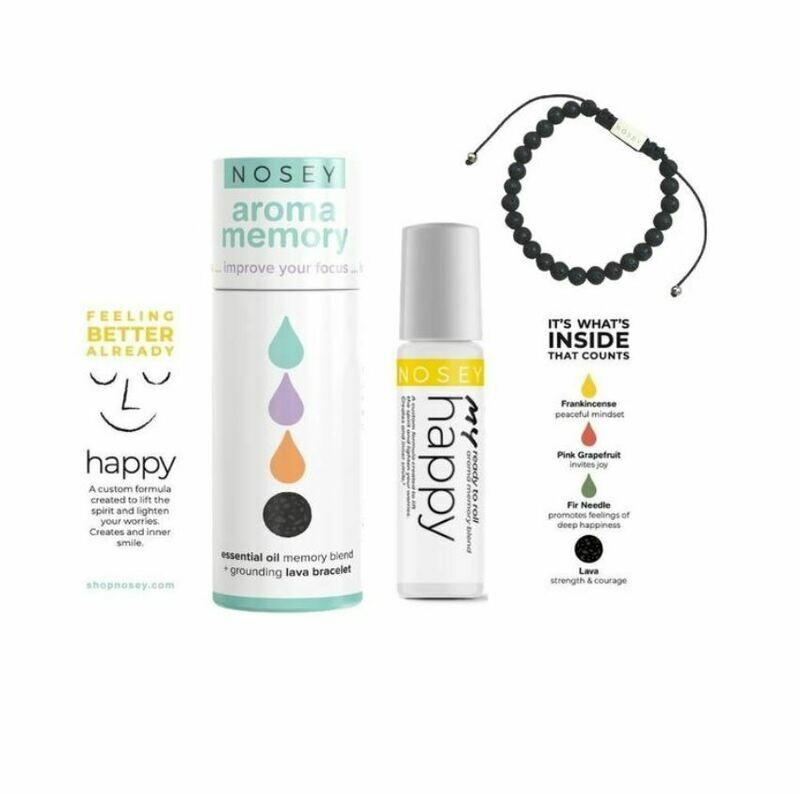 Aroma Memory Wellness Kit Happy