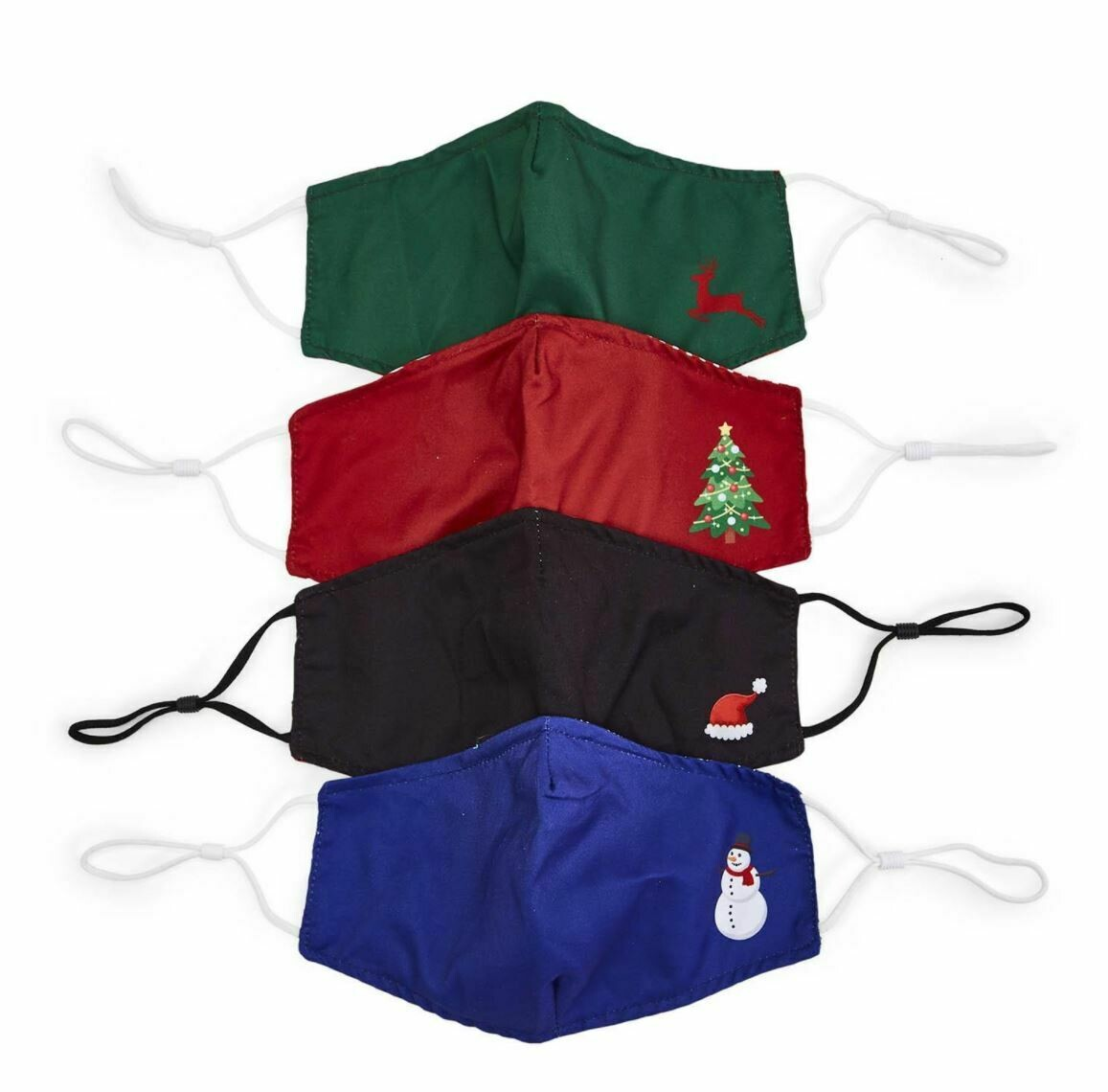 Holiday Reversible Face Masks