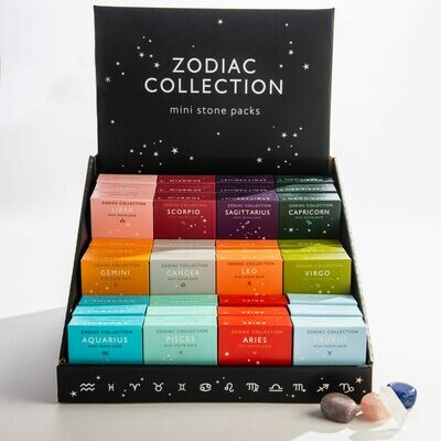 Zodiac Gemstone Collection