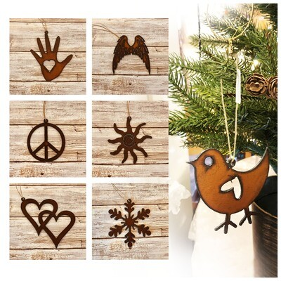 Universal Ironworks Ornaments