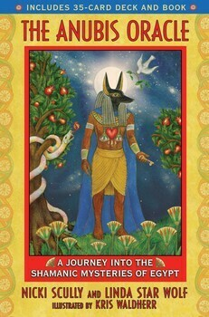 Anubis Oracle Cards