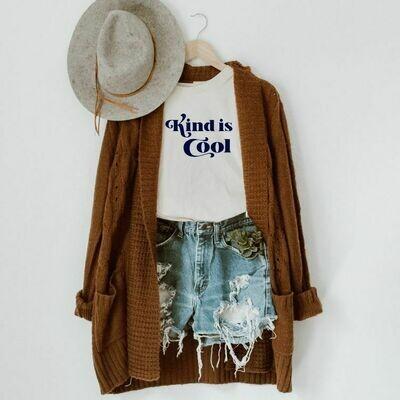 Kind is Cool Boho T Shirt
