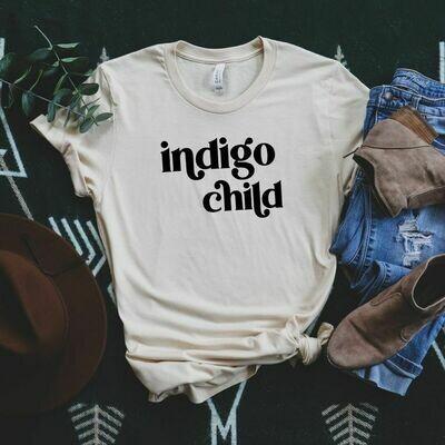 Indigo Child Boho T Shirt