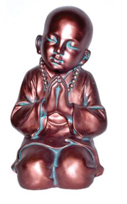 Praying Monk 9