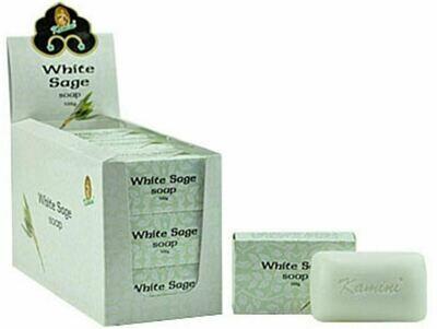 White Sage Soap 100g