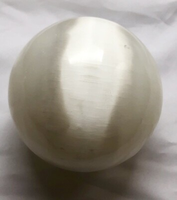 Large Selenite Sphere 6
