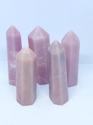 Pink Opal Tower Obelisk 3