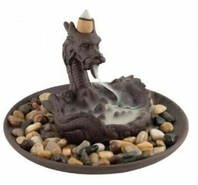 Dragon Backflow Cone Burner