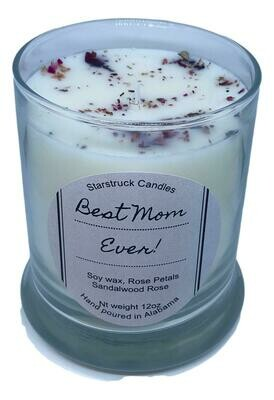Best Mom Ever Candle
