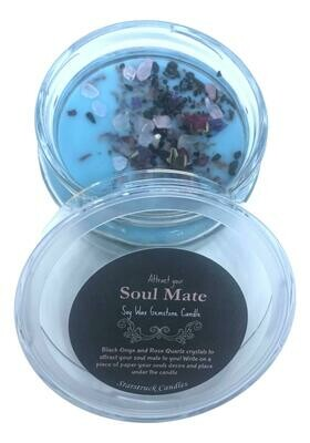 Attract Your Soul Mate Jar Candle