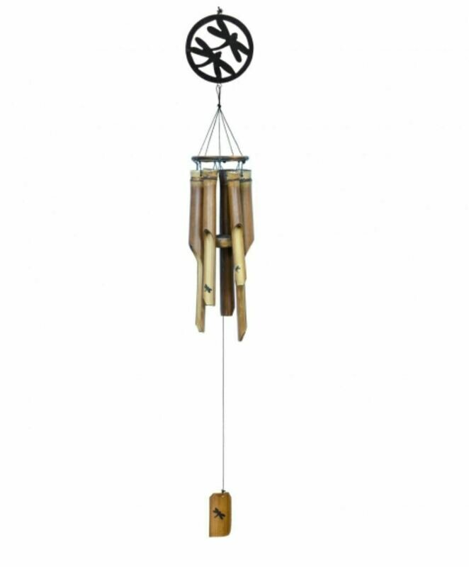 Bamboo Dragonflies Woodchimes