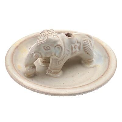 Nepali Elephant Incense Burner